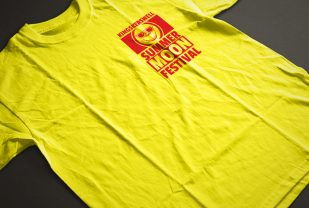 promotional item - t-shirt printing