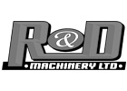 R and D Machinery Devon | seenindesign graphic design client