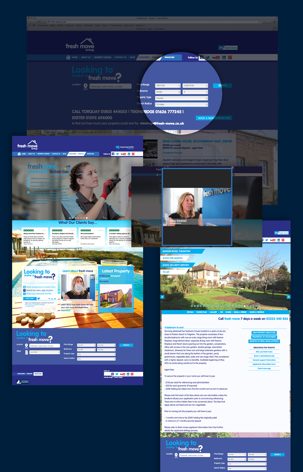 website design, web design, newton abbot, torquay, devon, exeter