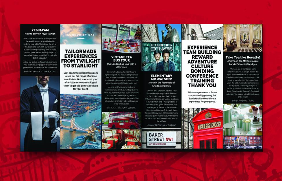 Brochure design | Corporate Brochure Printing | Seenindesign