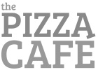 The Pizza Cafe Newton Abbot | seenindesign graphic design client